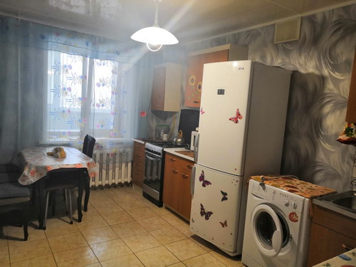 1-к квартира, 45м<sup>2</sup></a> ,1/9эт.